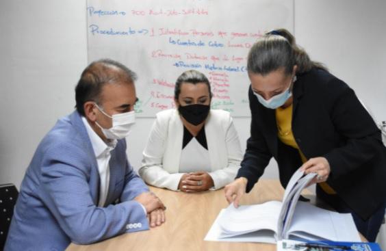 Yenny Alexandra Trujillo Álzate, designada como secretaria de Salud Ad Hoc para Armenia, Quindío