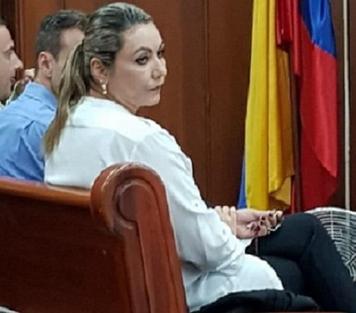 A exalcaldesa Luz Piedad Valencia Franco Juzgado reconoció redención de pena, pero le negó libertad condicional