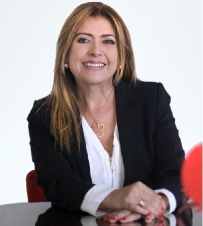 Magda Inés Montoya Naranjo es la nueva secretaria del Interior en la Gobernación del Quindío