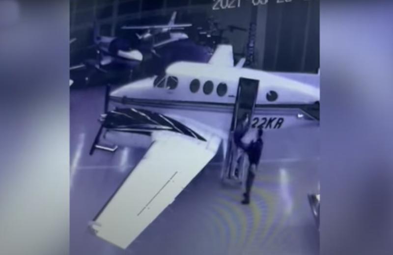 Revelan video donde policía habría participado en la narcoavioneta ligada al esposo de Alejandra Azcárate