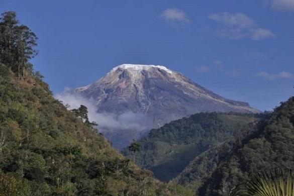 Sin vida encontraron a Juan Camilo González Oñate, estudiante desaparecido en el Nevado del Tolima