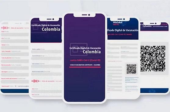 Así se descarga el certificado digital de vacunación COVID-19 en Colombia
