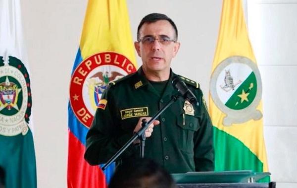 La denominada 'primera línea' habría sido financiada con 70 millones por el ELN, general Vargas