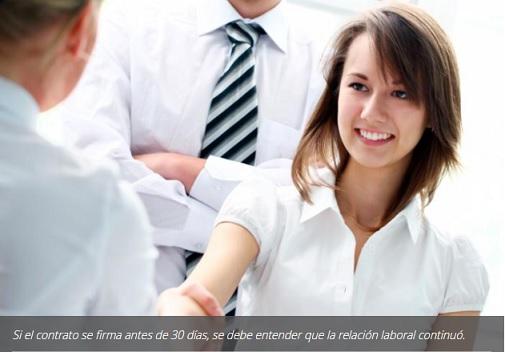 Conozca las nuevas reglas sobre el contrato por prestación de servicios