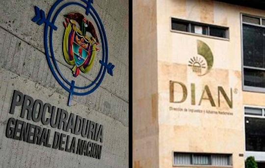 Procuraduría destituyó e inhabilitó por 12 años a seis exfuncionarios de la Dian por el llamado cartel de la 'devolución del iva'