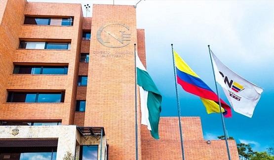 Consejo nacional electoral investiga a candidatos por irregularidades en administración de recursos